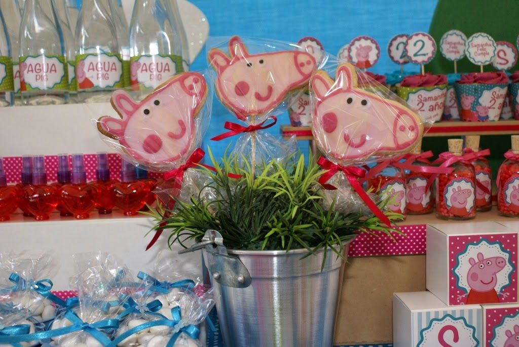 Tphthepartyhouse : Peppa Pig Party