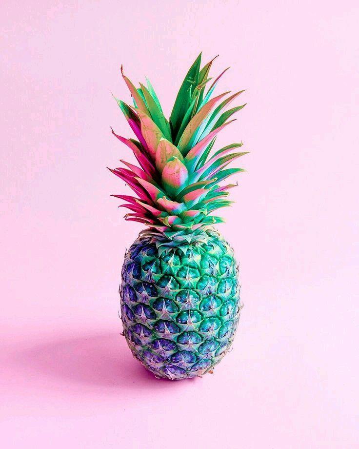 pink themed pineapple artsy wallpaper artsy board in 2018