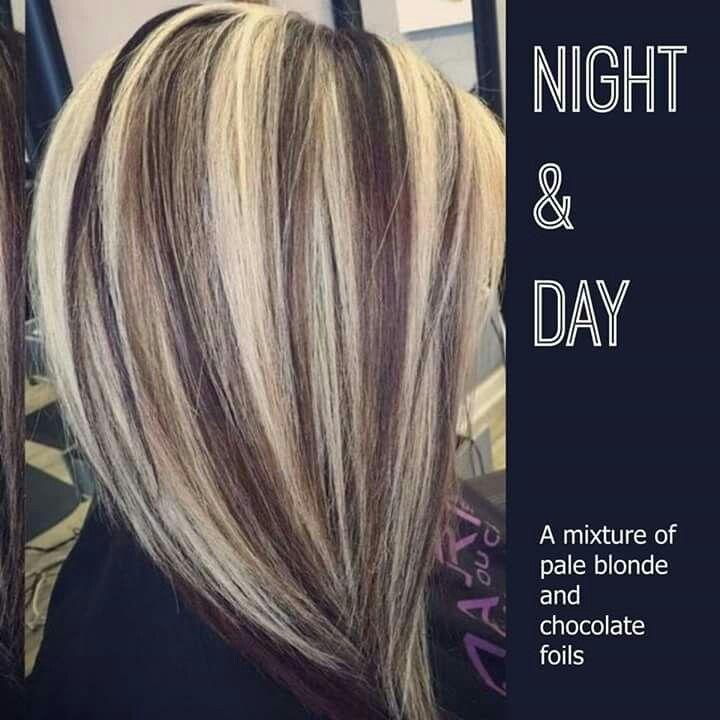 Chunky Blond Highlights Hair Ideas Pinterest Blond Highlights