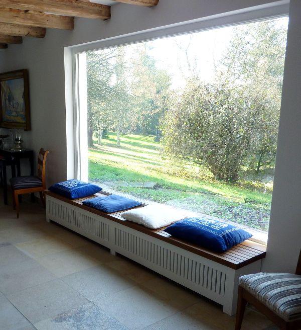 heizk rper verkleidung sitzbank m bel in 2018 pinterest m bel haus und wohnzimmer. Black Bedroom Furniture Sets. Home Design Ideas