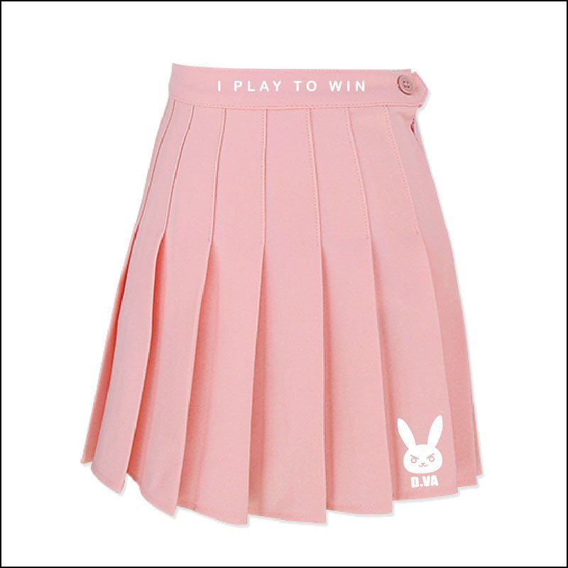 fb1a4f5786 pre-order Exclusive Designs] Overwatch D.VA Skirt SD01446 | F ...