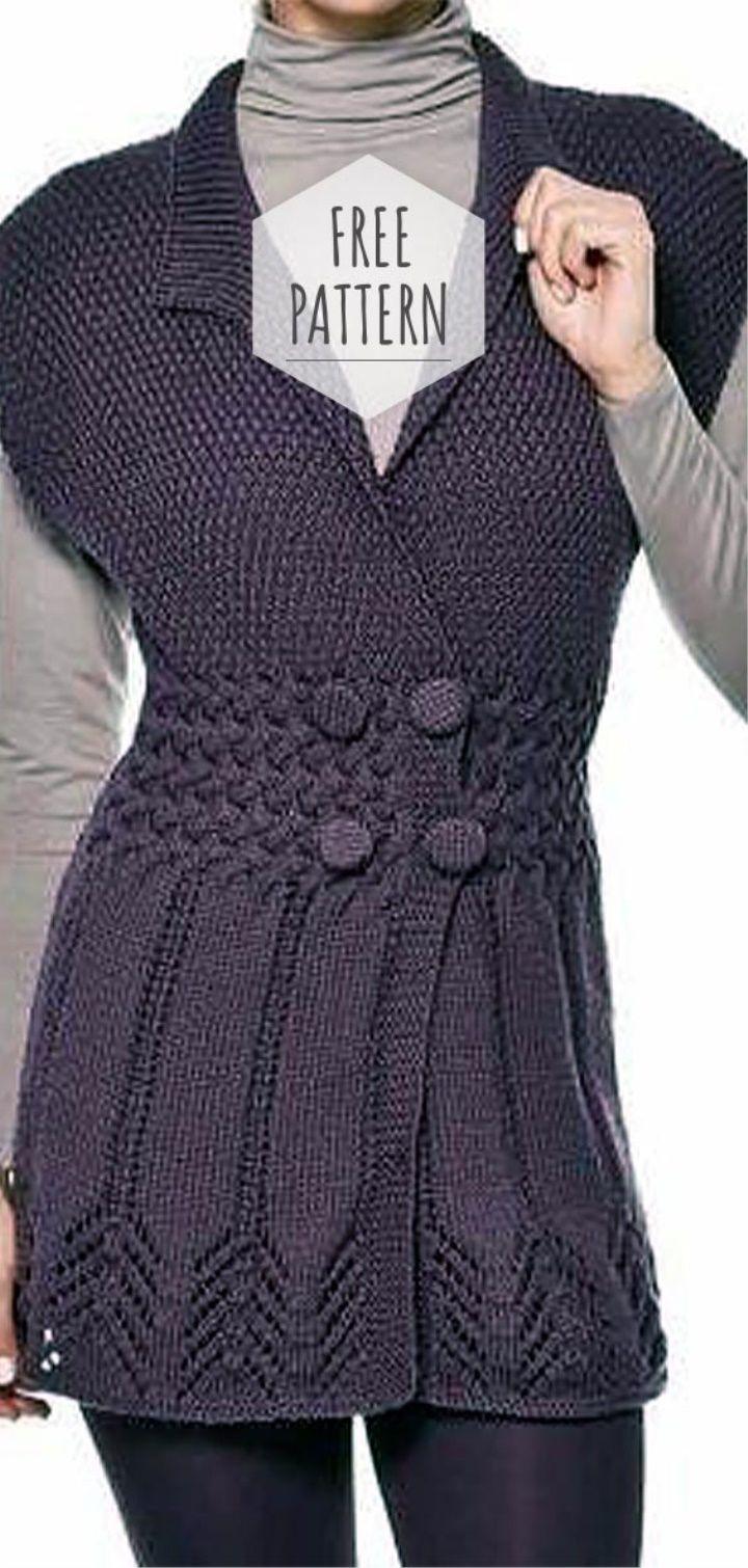 Amazing Tunic Free Pattern Crochet Lace Top Crochet Lace Knitted Sweaters
