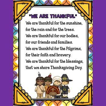 Thanksgiving Music Lesson: