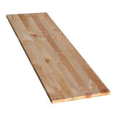 Falegnameria e edilizia-Tavola lamellare pino 18 x 300 x 1000 mm-35508942
