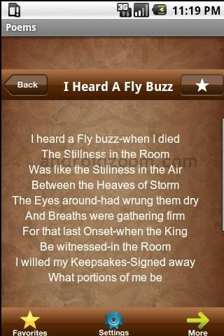 EmiLY DICKINSON   ~~                     App 4 APoetry Lovers rejoice, The Best Poetry Apps Android Offet