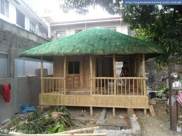Bamboo House Designs In The Philippines5 Bamboo House Design Bamboo House Hut House