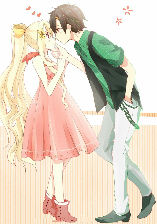mekakucityactors #seto #mary #love #kawaii   anime kawaii   pinterest