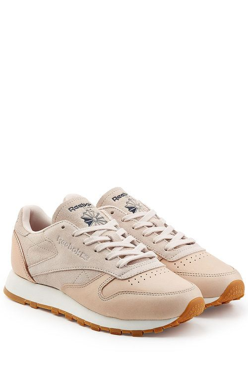 Reebok Classic Lace-up Leather And