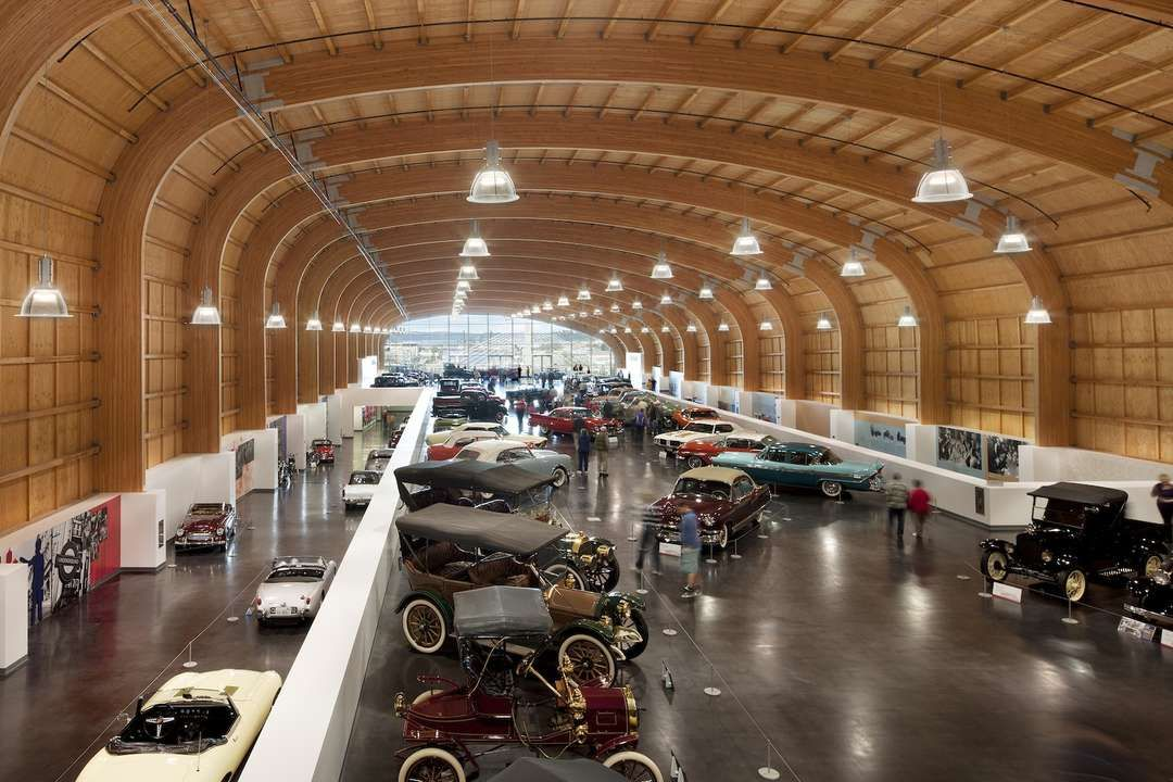 Featured Project Americas Car Museum By Large Architecture