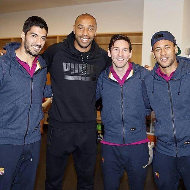 """Résultat de recherche d'images pour """"Messi, Henry Neymar"""""""