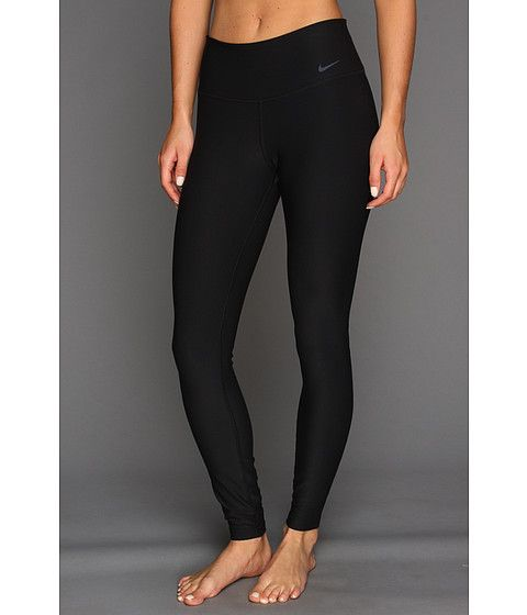 many styles exclusive deals cute Nike Legend 2.0 Tight Poly Pant Black/Cool Grey - Zappos.com ...
