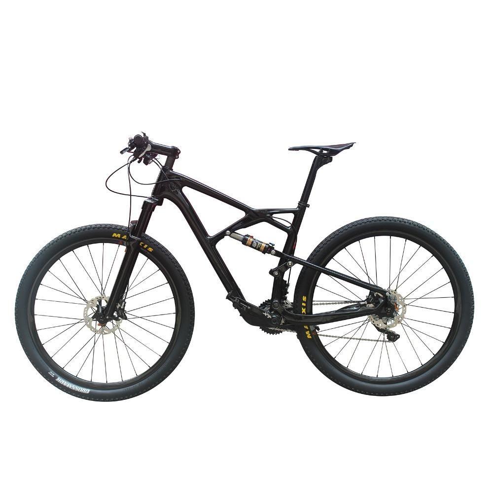 Carbon Mountain Complete Bike Hub Bike Full Suspension Mountain Bike Hardtail Mountain Bike