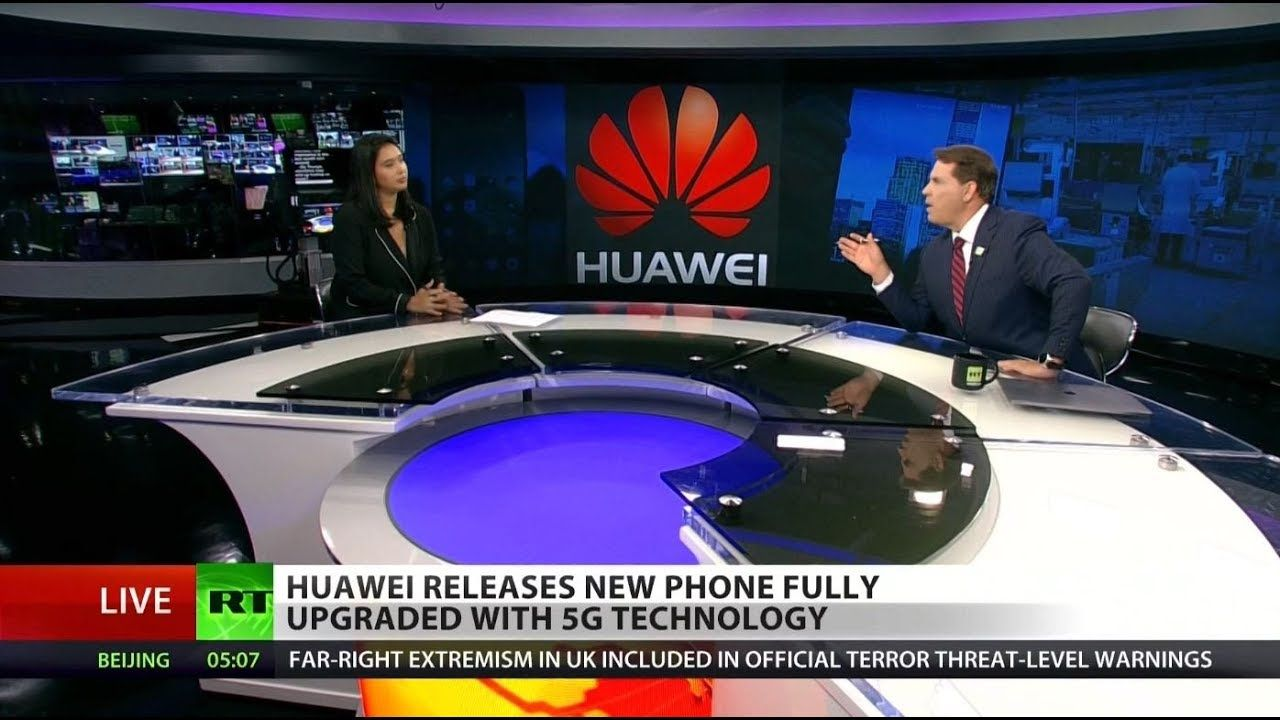 Trump Sanctions Lift Huawei To New Heights Oops