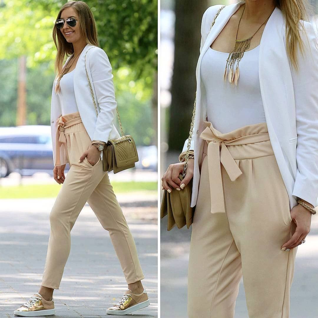 It BeigeRopa Mesiszigeti…Wear En 2019 With Style Pantalones lcu1J3TFK