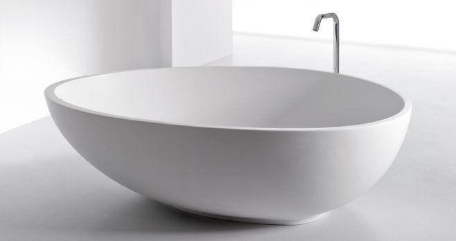 Vasca Da Bagno White : Vasche da bagno freestanding casafacile