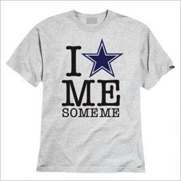 sale retailer 7184f 2eba5 I LOVE ME SOME ME Terrell Owens Dallas Cowboy T-Shirt ...