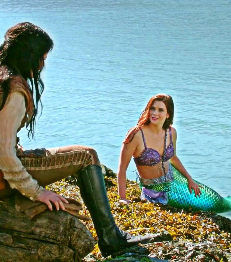Once Upon a Time - Snow & Ariel