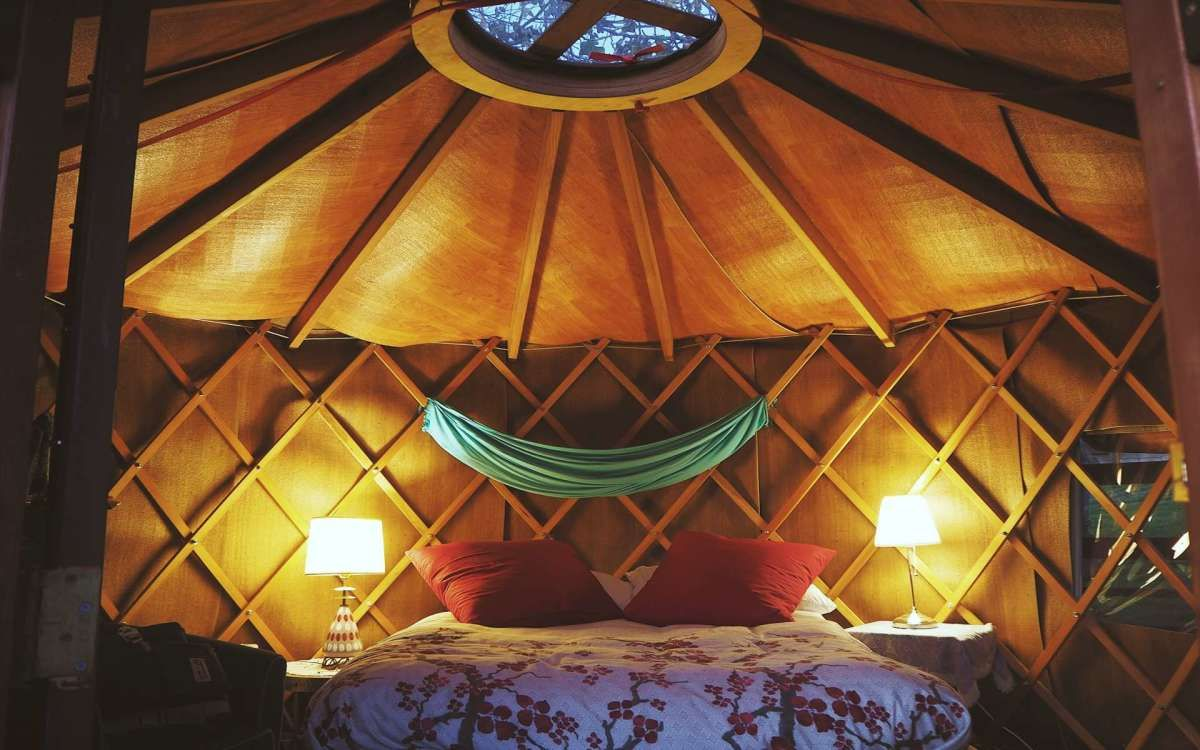 Northern California's Most Romantic Camping Retreats (With ...