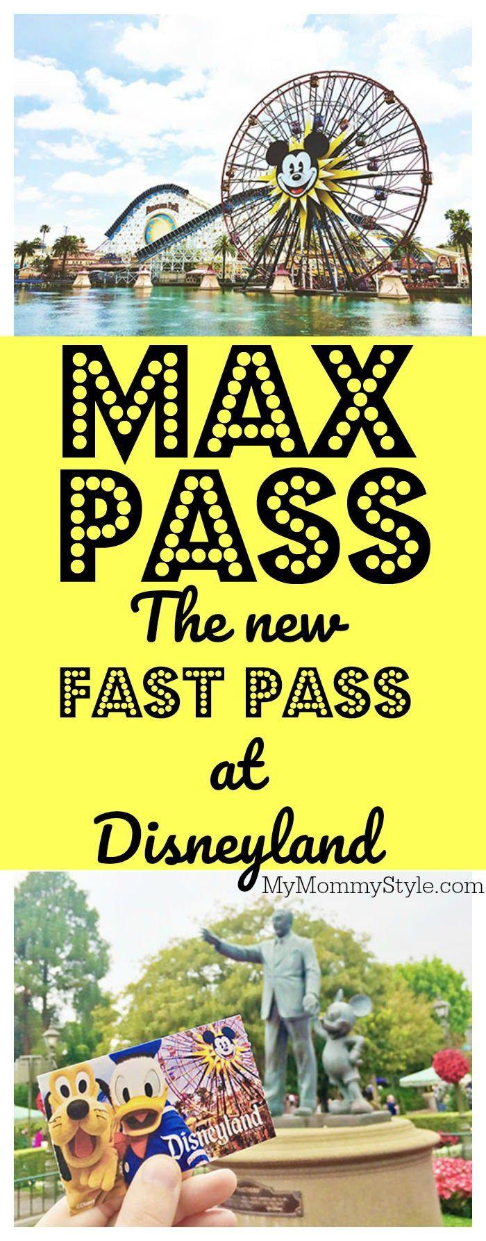 Photo of Den neuen Max Pass in Disneyland verstehen