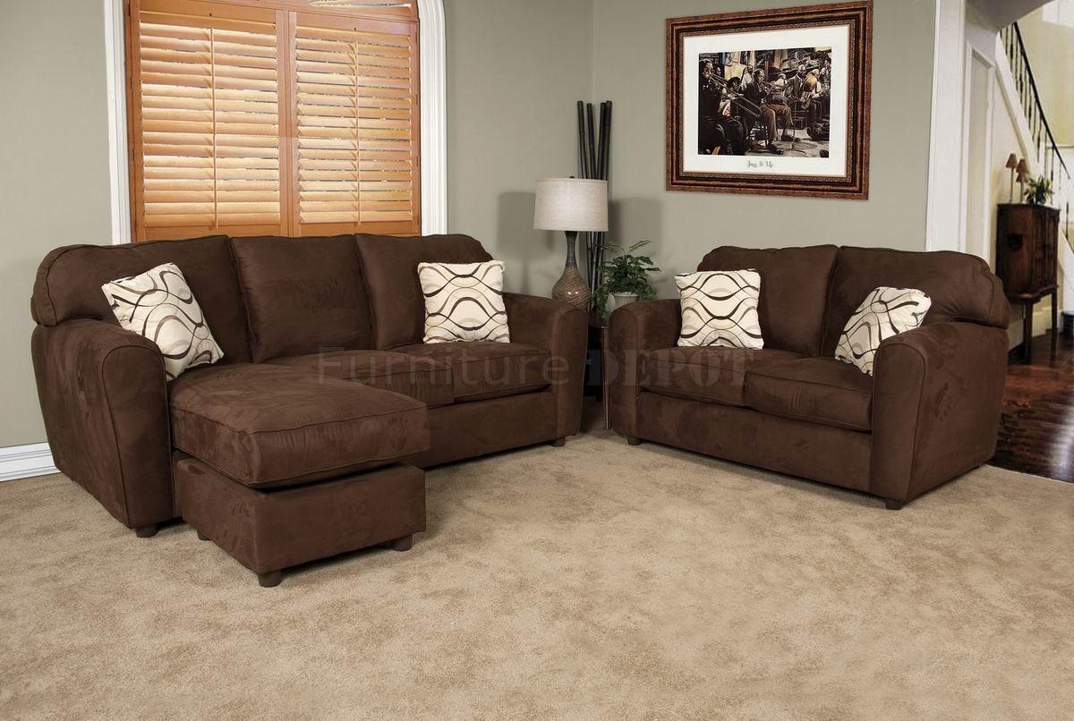 Colorful Chocolate Brown Sofa And Loveseat Fresh Chocolate B
