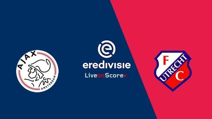 Ajax Vs Utrecht Preview And Prediction Live Stream Eredivisie 2019
