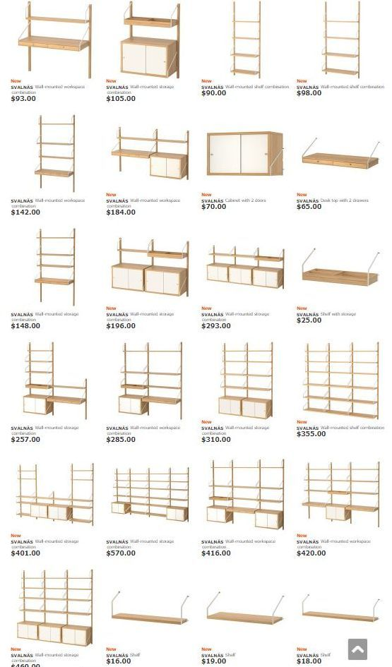Poul Cadovius Style Shelving At A Fraction Of The Cost: Ikeau0027s New Svalnas Modular  Shelving Part 83