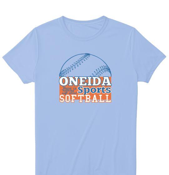 Oneida Softball Shirt   Teespring