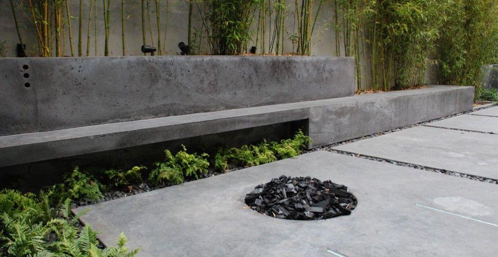 Modern Concrete Patio Poured Concrete Patio Concrete 640 x 480
