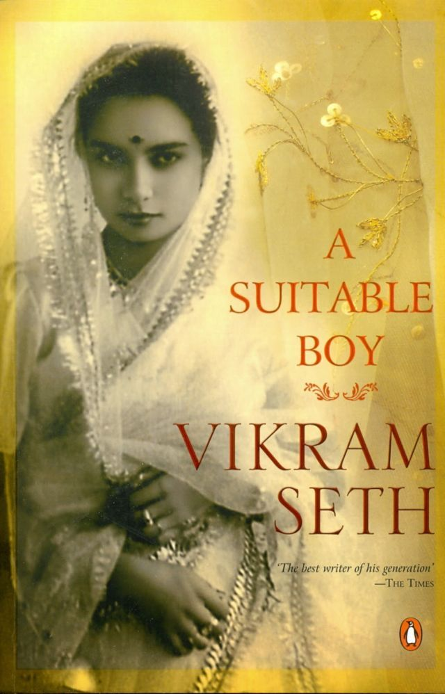 Andrew Davies Adapting Vikram Seth S A Suitable Boy For Bbc One Lookout Point Books Book Club Books Nonfiction Books