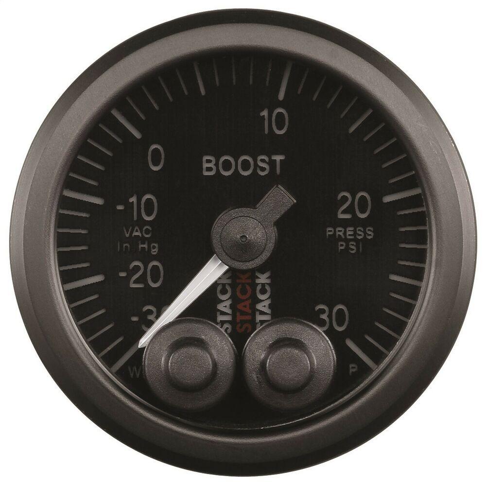 Sponsored Ebay Stack St3512 Pro Control Boost Pressure Gauge Pressure Gauge Gauges Oil Pressure