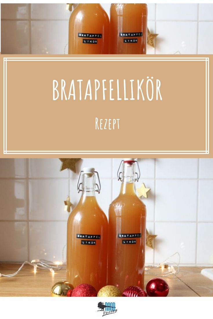 Photo of Bratapfellikör