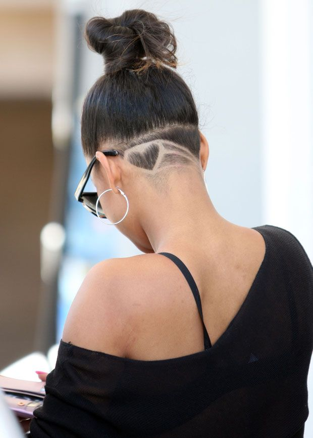 christina milian haircut