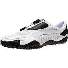 Details zu Puma Mostro 2 Sneaker Fashion Schuhe Freizeit Turnschuhe Leder Herren Damen NEU