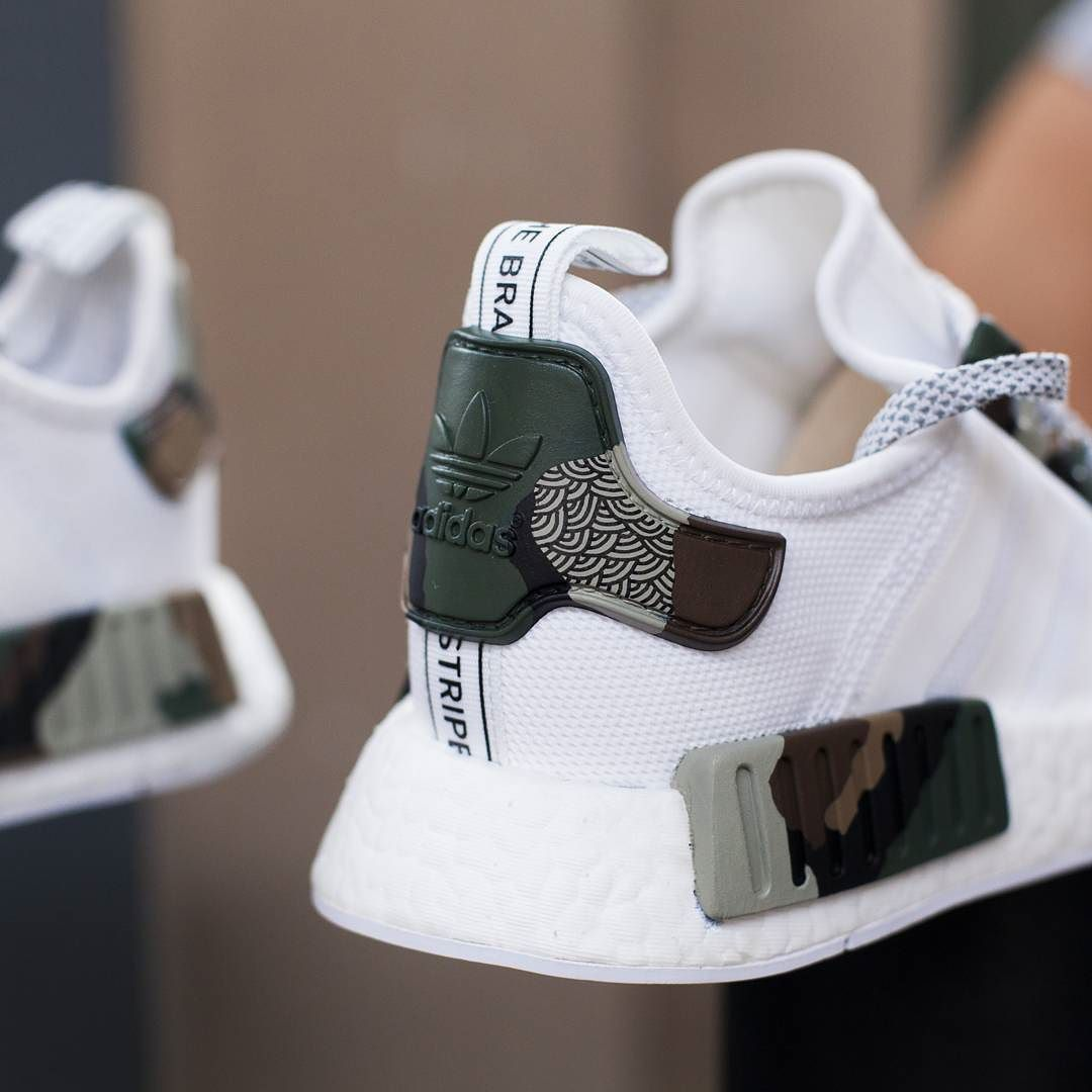 First Look at the Titolo x adidas Consortium NMD R1 Trail