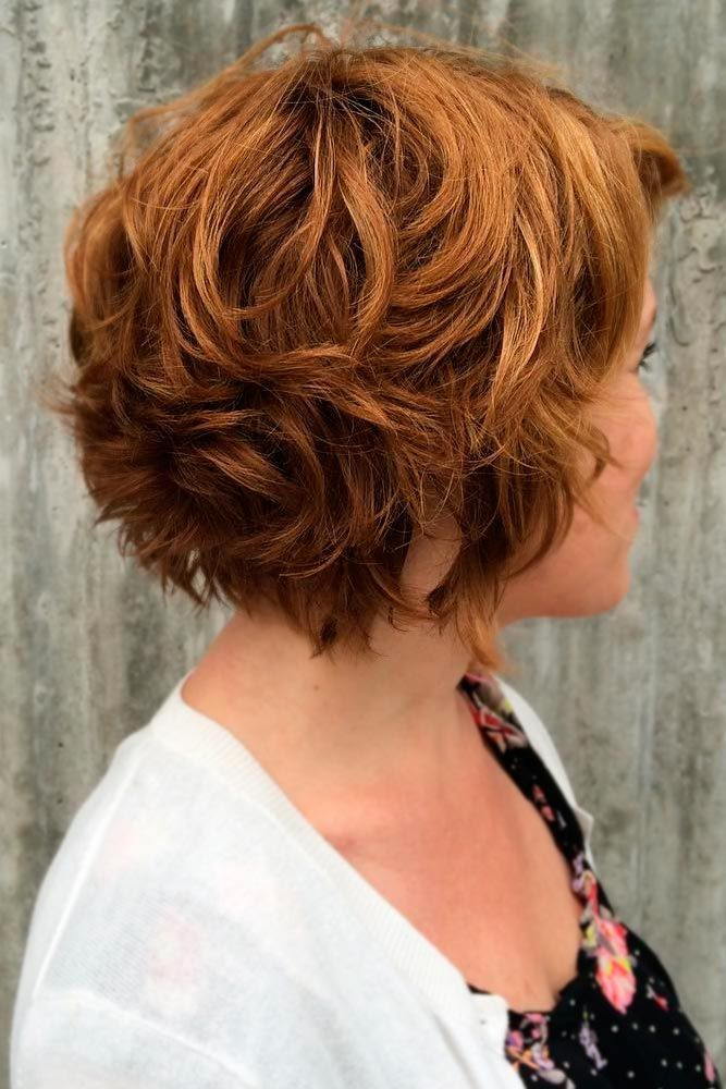 Wavy Hairstyles Short Hair 97