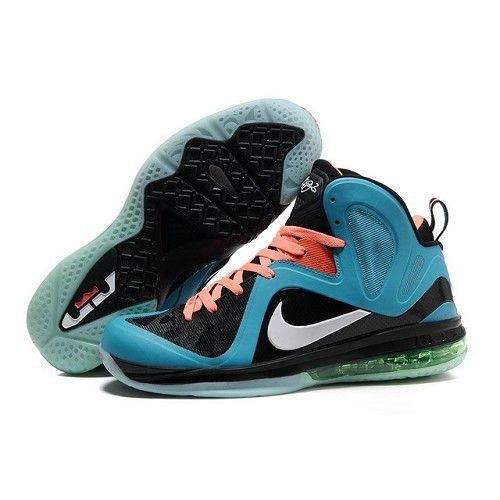 Collection Nike LeBron 9(IX) P.S. Elite Men Blue Black Orange Basketball  Shoes 1007  70 ... f07c6af937