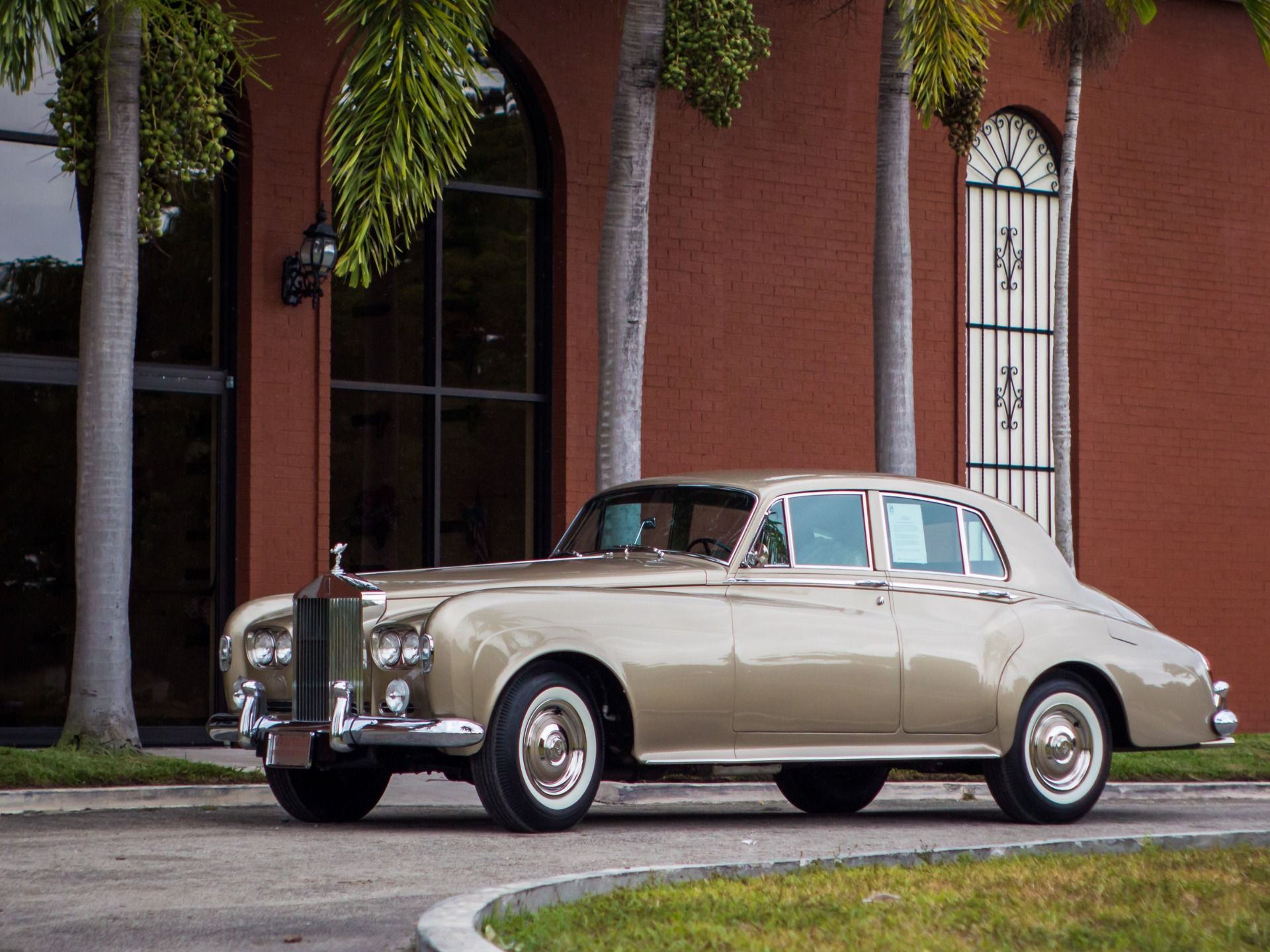 Used 1965 Rolls-Royce Silver Cloud III For Sale (Special