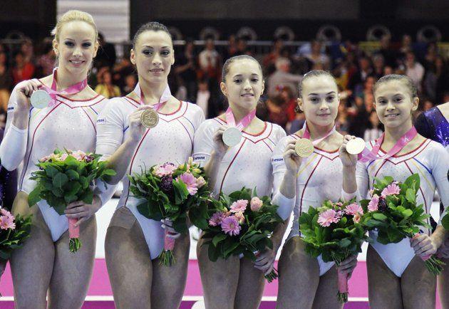 Romania – 2012 European Gymnastics Champions!!