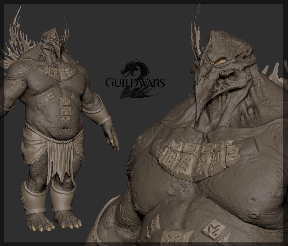 Guild Wars 2 work