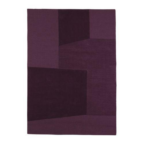 Ikea Andrea Rug In Purple 279