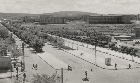 Ankara Atatürk Boulevard