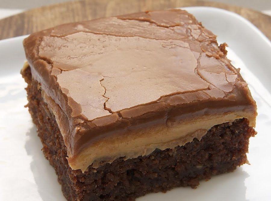 Peanut Butter Fudge Cake Southern Living Recipe Peanut Butter Fudge Cake Fudge Cake Cake Recipes