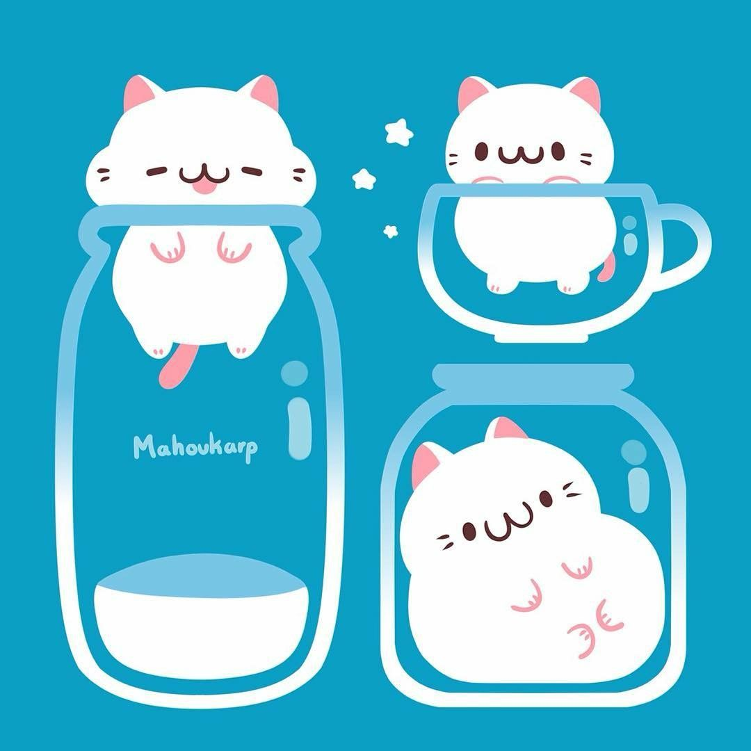I Need To Drink Something Cute Art Cute Animal Drawings