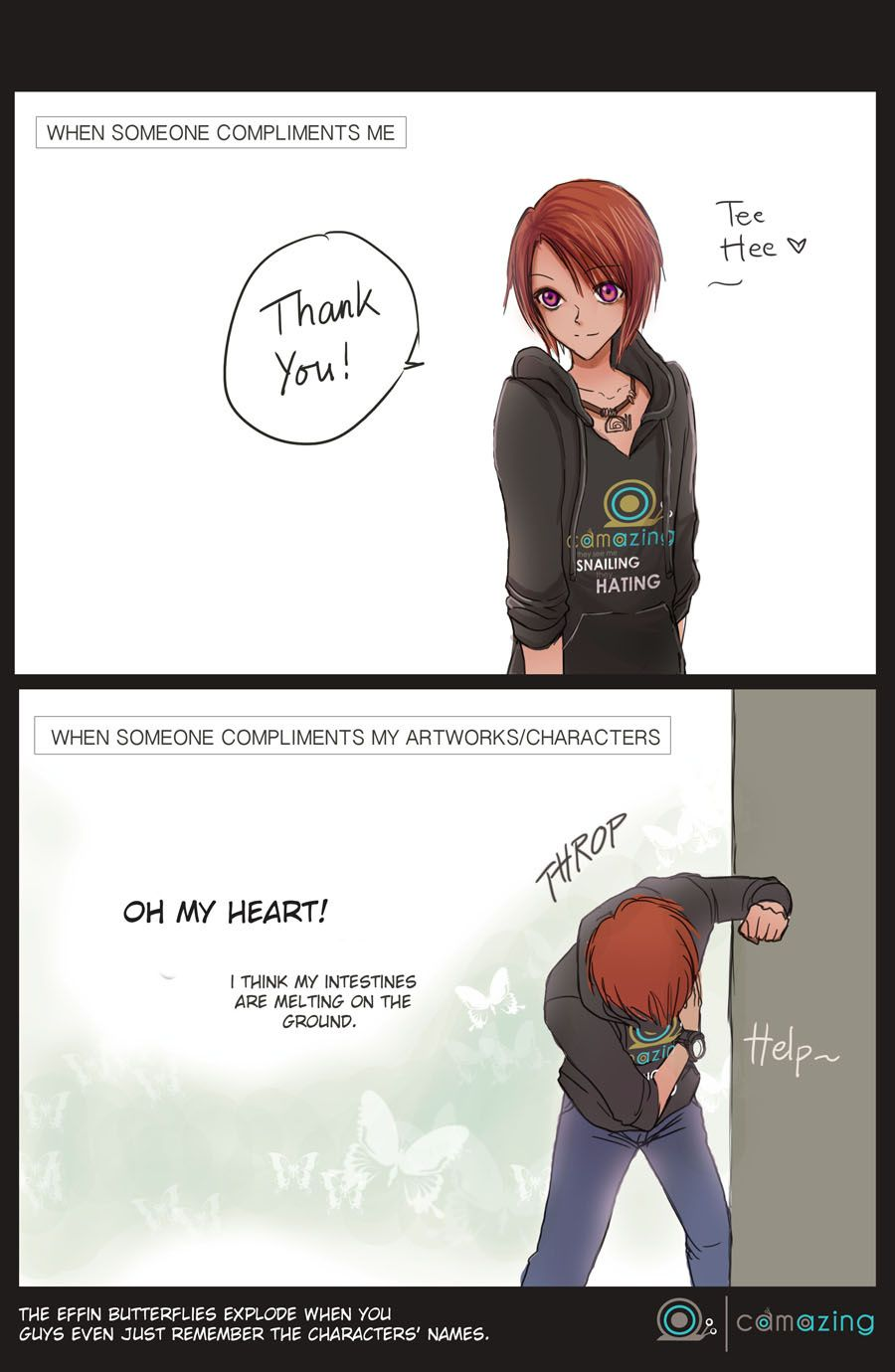 Compliments - Camazing (Want more like this? Check them out above! ^0^)