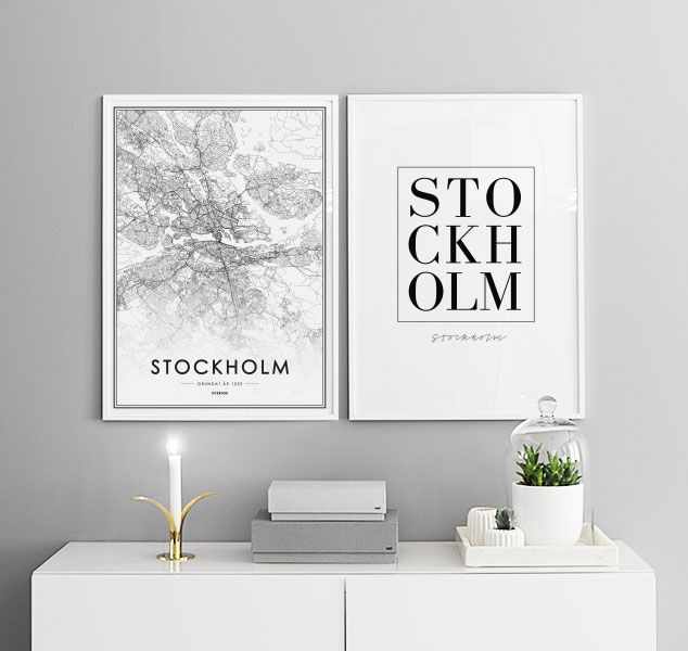 stilvolle poster ber dem bett oder sofa plakate in paaren pictures pinterest. Black Bedroom Furniture Sets. Home Design Ideas