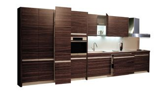 Zebra Wood Cabinets Kitchen Ideas Pinterest Woods Future House And Haus