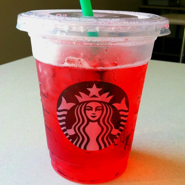 Starbucks Tazo Passion Iced Tea Unsweetened 60 Calories For A Tall