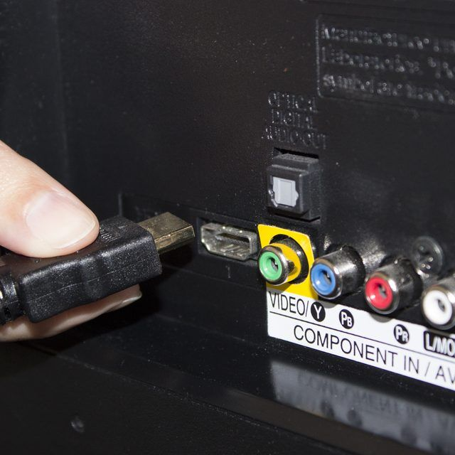 How to Repair Broken HDMI Ports on a TV