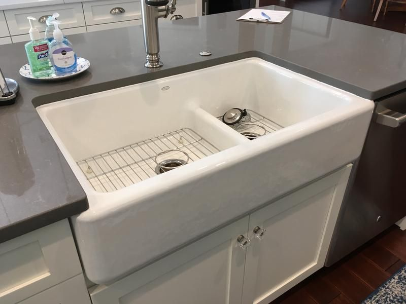 Kohler K 6427 Cast Iron Kitchen Sinks Sink Kitchen Sink