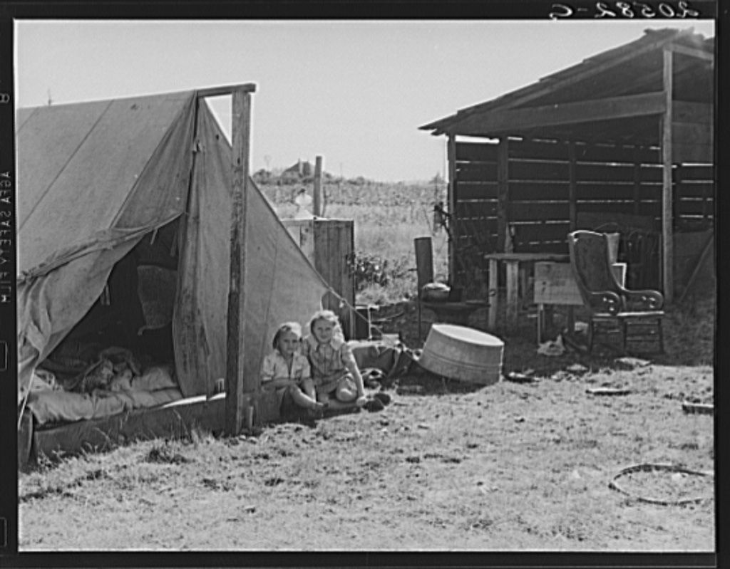 Library of Congress, the archive primarily depicts life in America during the Great Depression and World War II,1935 to 1945, created by the United States Farm Security Administration and Office of War Information